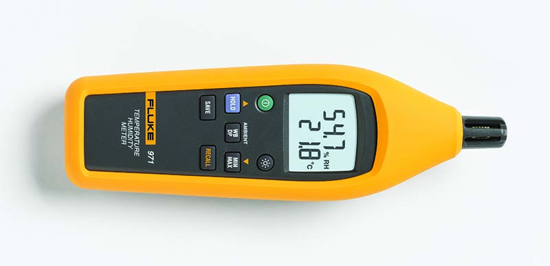 Fluke Humidity Probe : Devices you ve never heard of that are saving lives