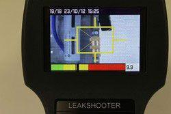 small-leak-target