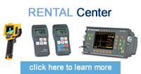 Rental Nondestructive & Material Testing Devices