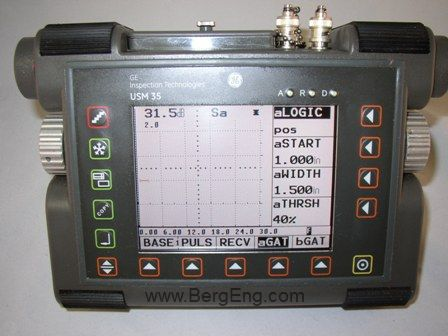 Used Ultrasonic Flaw Detectors